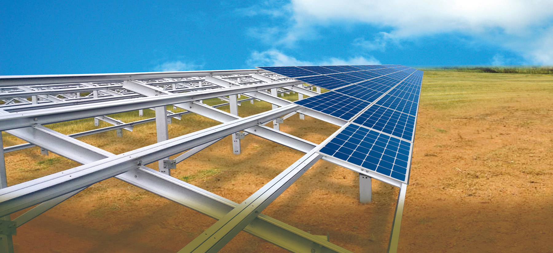 Solar Mounting Structures Market India Power Insight